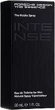 Porsche Design The Essence Intense For Men - Woda toaletowa — фото N2