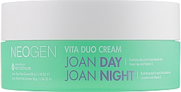 Kup Podwójny krem do twarzy na dzień i na noc - Neogen Vita Duo Cream Joan Day + Joan Night