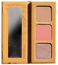 Kup Paletka do makijażu twarzy - Couleur Caramel Trio Palette