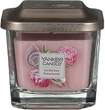 Świeca zapachowa w szkle - Yankee Candle Elevation Salt Mist Peony — фото N2