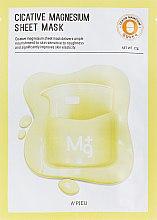 Kup Lecznicza maska z magnezem - A'pieu Cicative Magnesium Sheet Mask