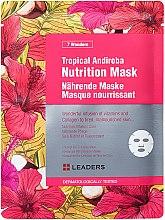 Kup Odżywcza maska w płachcie do twarzy - Leaders 7 Wonders Tropical Andiroba Nutrition Mask