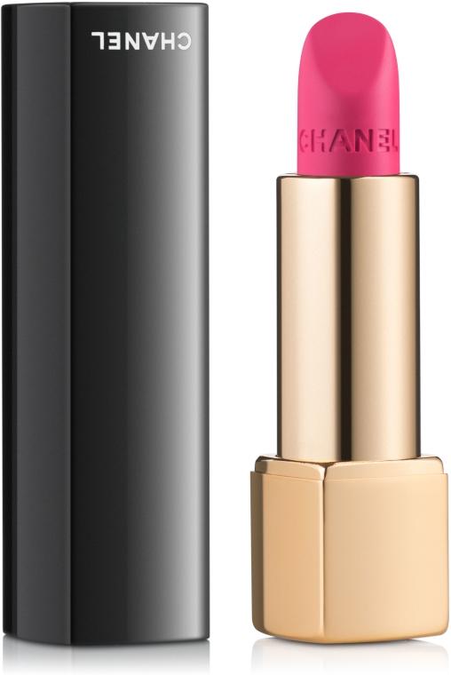 Szminka do ust - Chanel Rouge Allure Velvet