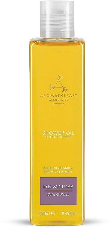 Antystresowy olejek pod prysznic - Aromatherapy Associates De-Stress Mind Shower Oil — фото N1