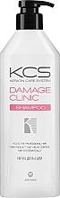 Kup Regenerujący szampon do włosów zniszczonych - KCS Demage Clinic Shampoo
