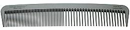 Kup Tytanowy grzebień do włosów i brody - Chicago Comb Co CHICA-6-CF Model № 6 Carbon Fiber