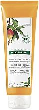 Kup Odżywczy krem na dzień do włosów suchych z masłem mango - Klorane Day Cream For Dry Hair With Mang Oil