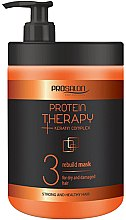 Kup Odbudowująca maska do włosów - Prosalon Protein Therapy