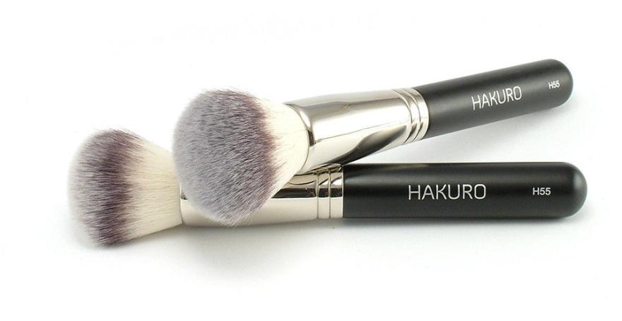 Pędzel do pudru H55 - Hakuro