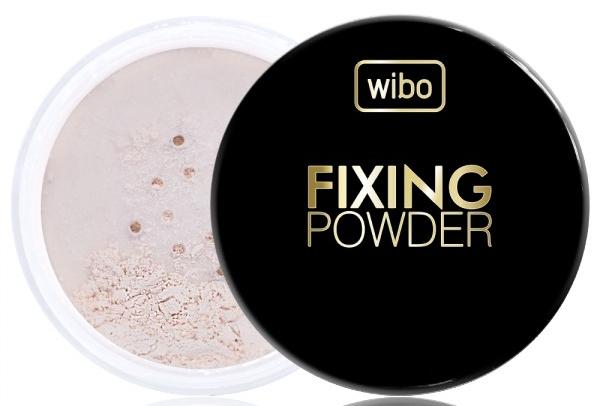 Sypki puder utrwalający do twarzy - Wibo Fixing Powder