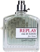 Kup Replay Man - Woda toaletowa (tester bez nakrętki)