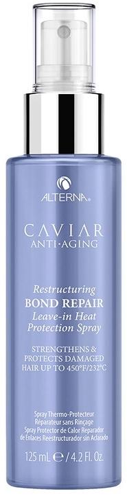Regenerująca mgiełka termoochronna do włosów bez spłukiwania - Alterna Caviar Anti-Aging Restructuring Bond Repair Leave-in Heat Protection Spray — фото N1