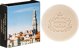 Naturalne mydło w kostce - Essencias De Portugal Living Portugal Clerigos Red Fruits — фото N1