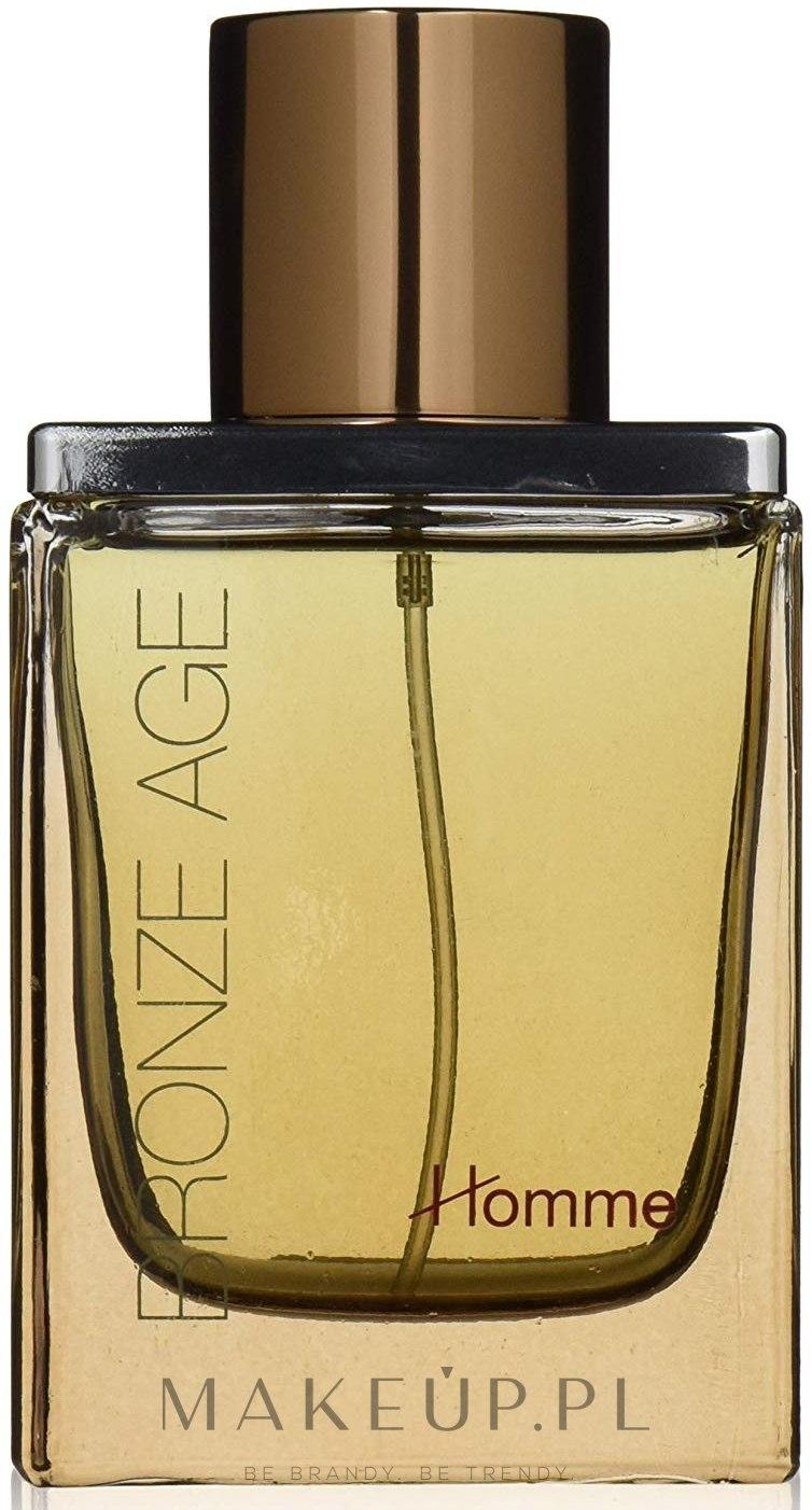 nu parfums bronze age homme