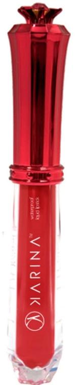Wodoodporna matowa pomadka w płynie do ust - LA Splash Karina Smirnoff Waterproof Matte Liquid Lipstick — фото N1