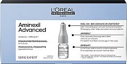 Kup Zaawansowana kuracja hamująca wypadanie włosów - L'Oreal Professionnel Aminexil Advanced New