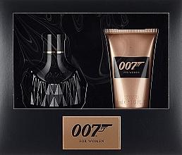 Kup James Bond 007 For Women - Zestaw (edp/30ml + sh/gel/50ml)