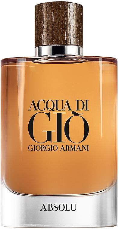 Giorgio Armani Acqua di Gio Absolu - Woda perfumowana