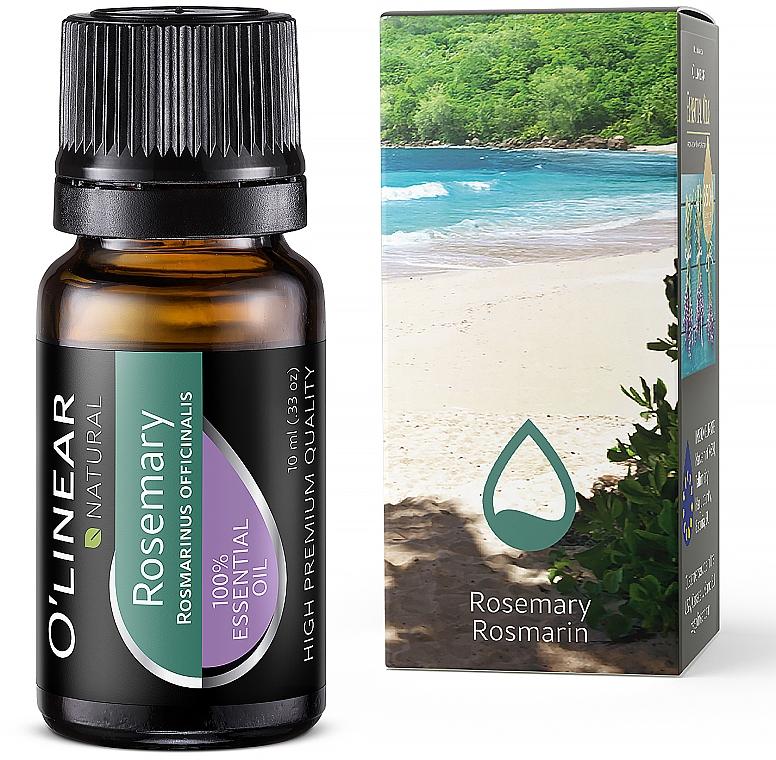 Olejek eteryczny z rozmarynu - O`linear Rosemary Essential Oil  — фото N1
