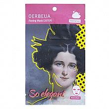 Kup 2-stopniowy system pielęgnacji twarzy - Oerbeua So Elegant Mask Sheet