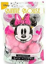 Kup Musujące kule do kąpieli Truskawka - Mad Beauty Disney Minnie Mouse Bath Fizzer Strawberry
