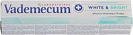 Kup PRZECENA! Wybielająca pasta do zębów z szałwią i sodą oczyszczoną - Vademecum Whitening Toothpaste *