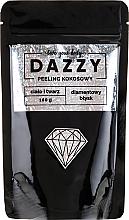 Kup PRZECENA! Kokosowy peeling do twarzy i ciała Diamentowy blask - Dazzy Coconut Face & Body Peeling Diamond *