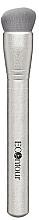Kup Pędzel do konturowania twarzy - Econtour Countouring Brush Premium Silver 03
