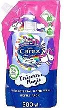 Kup Antybakteryjne mydło w płynie dla dzieci - Carex Unicorn Magic Antibacterial Handwash (uzupełnienie)