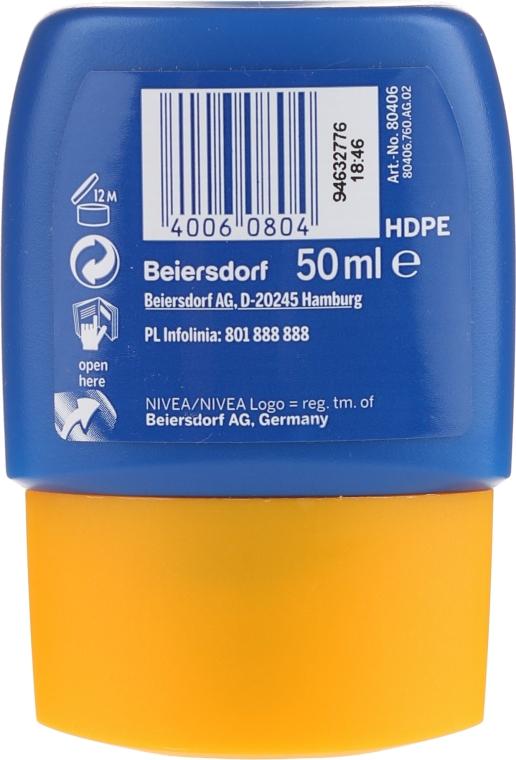 Przeciwsłoneczny balsam dla dzieci SPF 50 - Nivea Sun Care Kids Lotion — фото N2