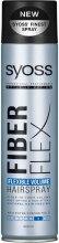 Kup Lakier zwiększający objętość włosów - Syoss Fiber Flex Flexible Volume Hairspray