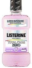Kup Płyn do płukania jamy ustnej - Listerine Total Care Zero Smooth Mint Mouthwash