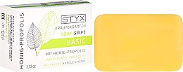 Kup Mydło Miód i propolis - Styx Naturcosmetic Basic Soap With Honey-Propolis