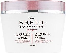 Kup Maska ułatwiająca rozczesywanie wszystkich rodzajów włosów - Brelil Bio Treatment Soft Untangling Mask For All Hair Types