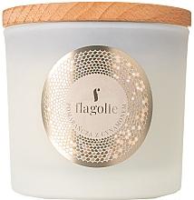 Kup Świeca zapachowa w szklance Pomarańcza i cynamon - Flagolie Fragranced Candle Orange & Cinnamon
