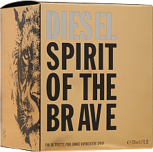 Kup PRZECENA! Diesel Spirit Of The Brave - Woda toaletowa *