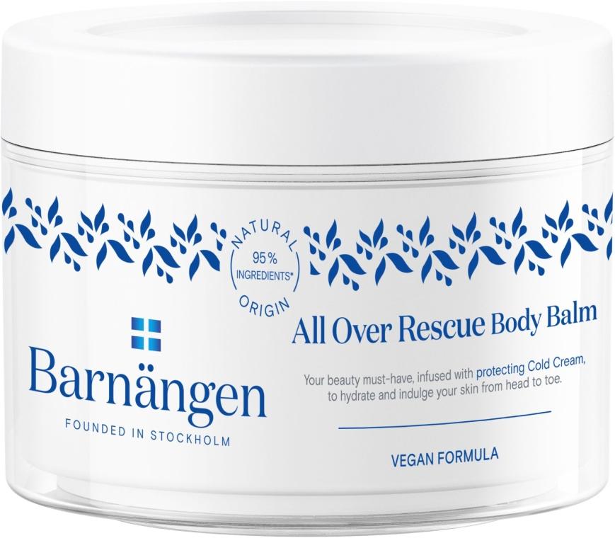 Intensywny balsam do ciała - Barnangen Nordic Care All Over Rescue Body Balm