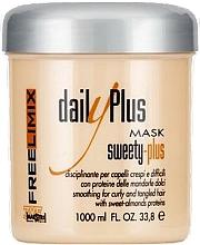 Kup Wygładzająca maska do włosów kręconych i splątanych - Freelimix Daily Plus Sweety Plus Mask