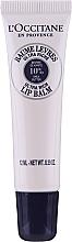 Kup Nawilżający balsam do ust z masłem shea - L'Occitane Lip Balm 10 % Shea Butter