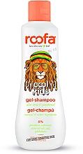 Kup Żel-szampon do włosów z aloesem i pantenolem dla dzieci - Roofa Cool Kids Gel Shampoo