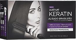 Kup Zestaw - Kativa Keratin (shm/35ml + cond/35ml + mask/100ml)