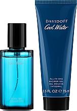 Kup Davidoff Cool Water - Zestaw (edt 40 ml + sh/gel 75 ml)