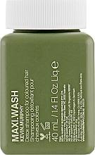 Kup Detoksykujący szampon do włosów farbowanych - Kevin.Murphy Maxi.Wash Shampoo (miniprodukt)