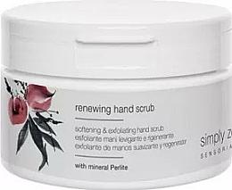 Kup Wygładzający peeling do rąk - Z. One Concept Sensorials Renewing Scrub Hand