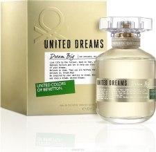 Kup Benetton United Dreams Dream Big - Woda toaletowa (tester bez nakrętki)