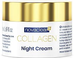 Kup Kolagenowy krem do twarzy na noc - Novaclear Collagen Night Cream