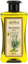 Kup Szampon do włosów z ekstraktem z aloesu Zdrowy blask - Melica Organic Shine Shampoo