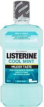 Kup Płyn do płukania jamy ustnej - Listerine Cool Mint Mild Taste
