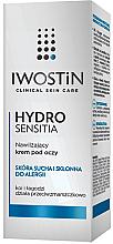 Kup Nawilżający krem pod oczy do skóry suchej i skłonnej do alergii - Iwostin Hydro Sensitia Moisturizing Eye Cream