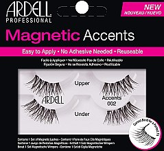 Kup Sztuczne rzęsy - Ardell Magnetic Lashes Accents 002